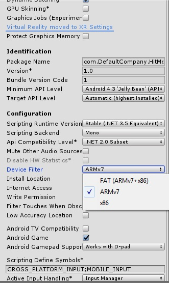 Unity 2017 Optimizing android games – Case study for Break